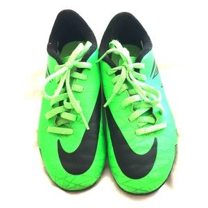 Boys Nike Outdoor Soccer Shoes
